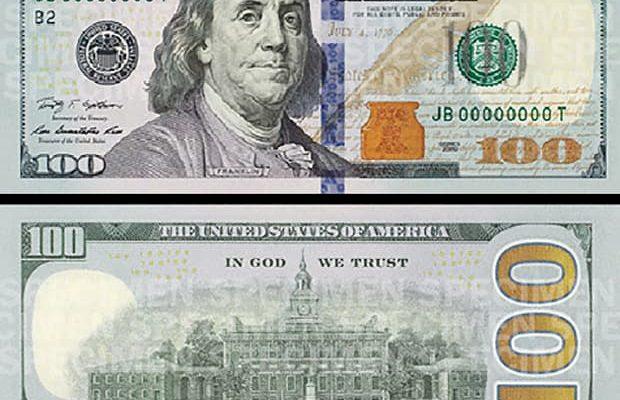 como saber si un dolar es falso