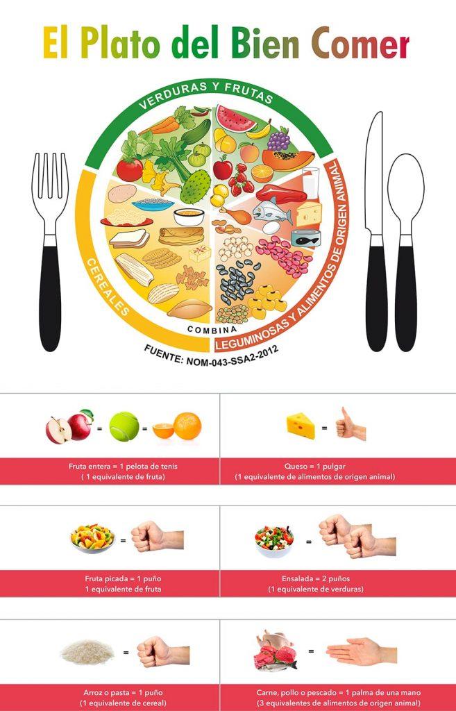 descargar pdf del plato del buen comer