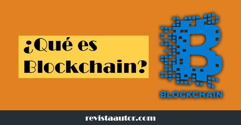 que son las blockchain